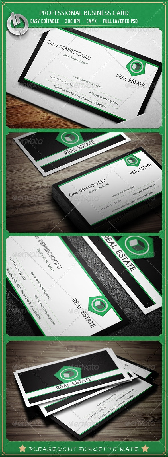 Business Card 14 - Corporate Business Cards