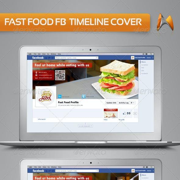 Multi Fast Food FB Timeline Cover