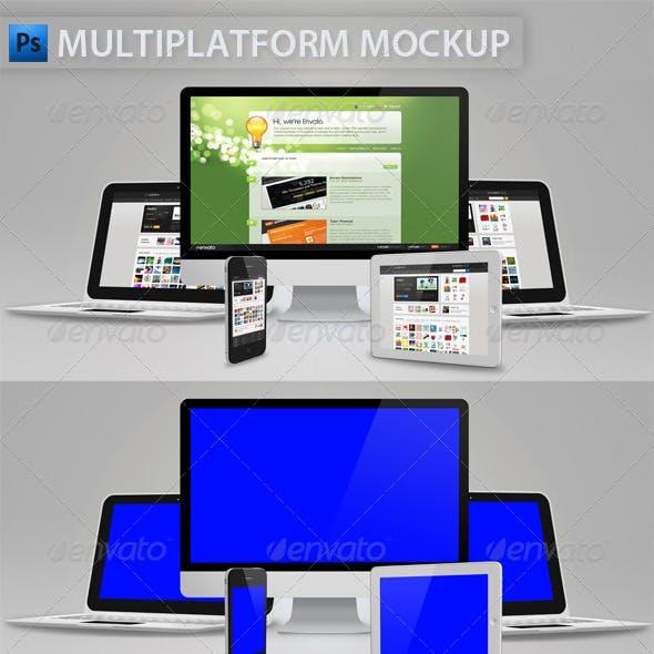 Multiplatform Mockup