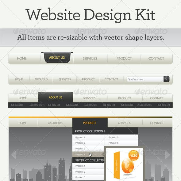 Website Design Kit