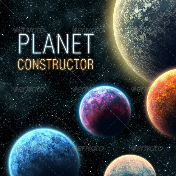 Planet Constructor