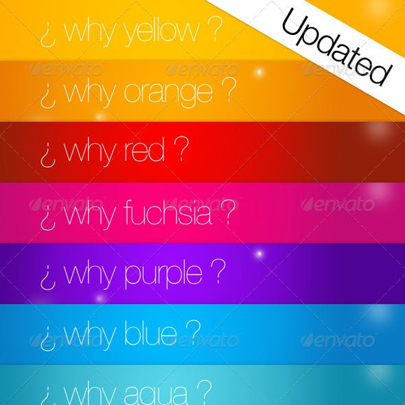 why colors ?