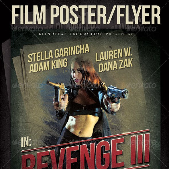 Film Poster Template