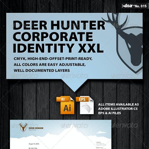 DEER HUNTER Corporate Identity XXL