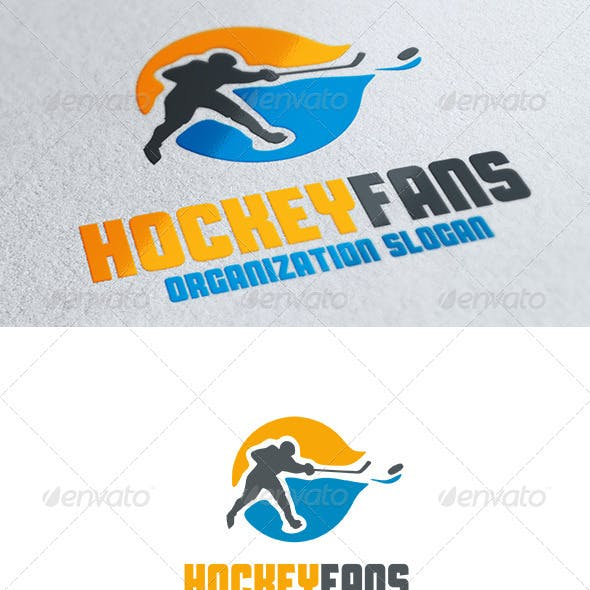 Hockey Fans Logo