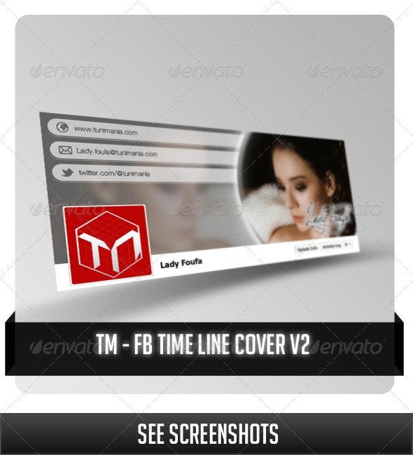 TM - FB Time Line Cover V2 - Facebook Timeline Covers Social Media
