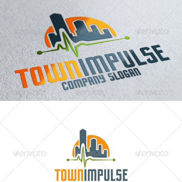 Town Impulse Logo