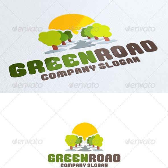Green Road Logo