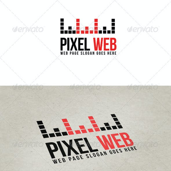 Web Pixel Stationery