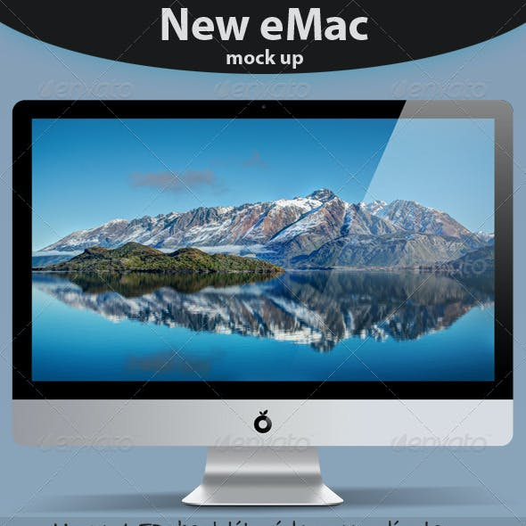New eMac Mock up