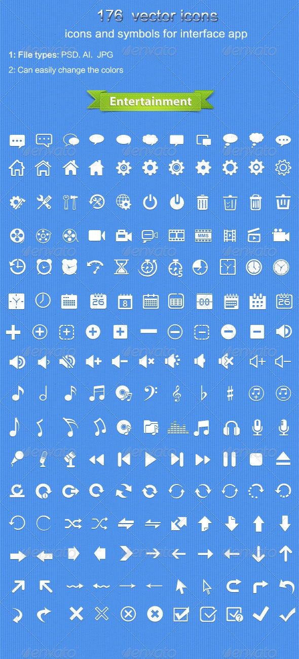 176Vector  icons - Icons