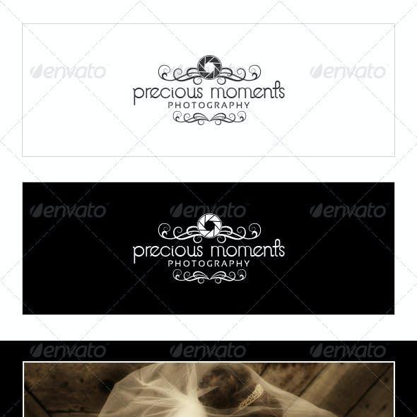 Precious Moments Photography Logo