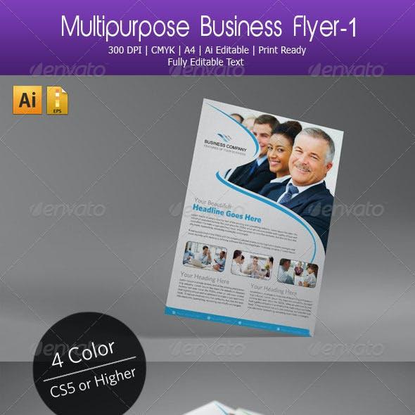 Multipurpose Business Flyer-01
