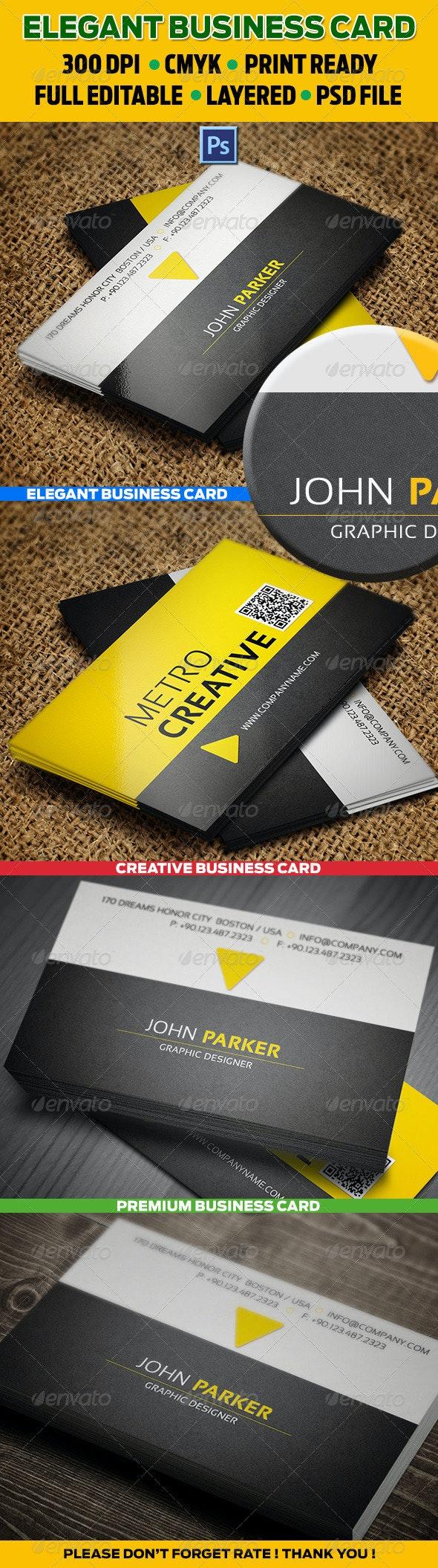 Creative Business Card 43 - Creative Business Cards