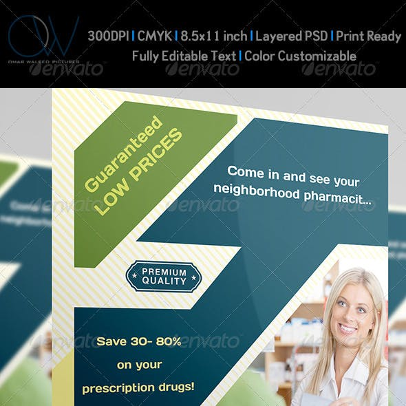 Pharmacy Flyer