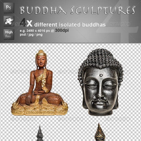 Buddha Sculpture Collection