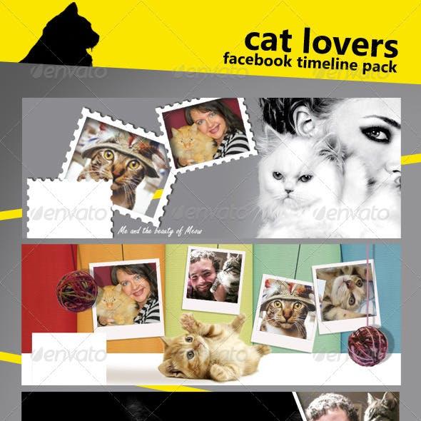 Cat Lovers FB Timeline