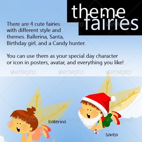 Theme Fairies