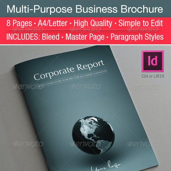 Multi-Purpose Business Brochure