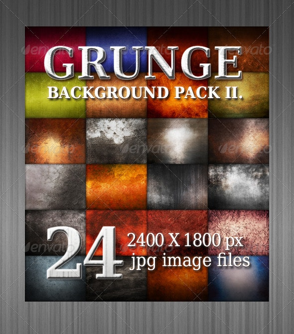 Grunge Background Pack II. - Miscellaneous Backgrounds