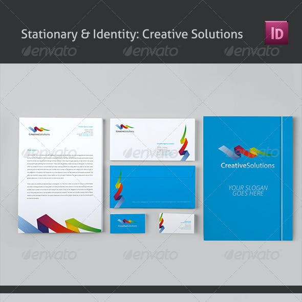 Stationery & Identity: Creative Solutions
