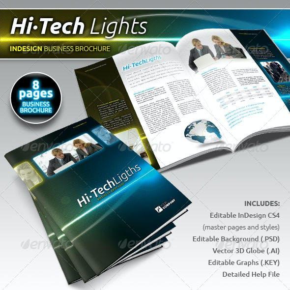 Hi-Tech Lights Business Brochure