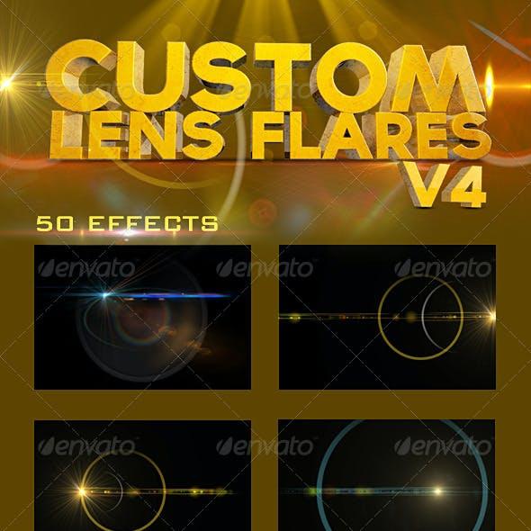 Custom Lens Flares V4