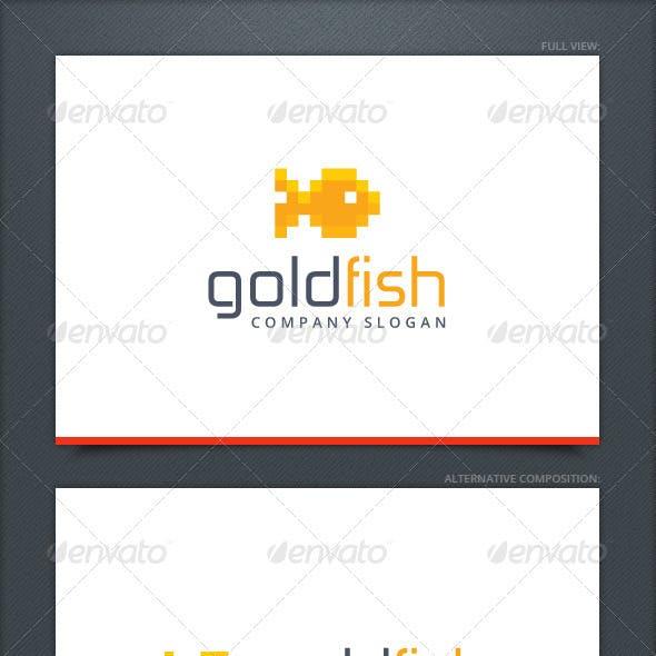 Goldfish Logo Template
