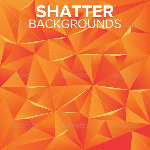 Shatter Backgrounds