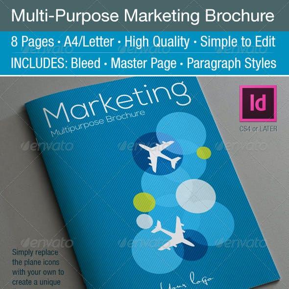 Multi-Purpose Marketing Brochure