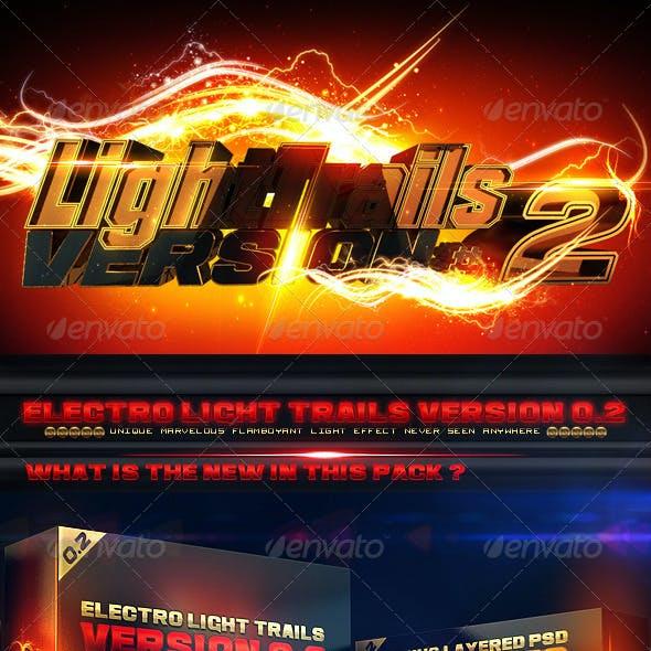 Electro Light Trails V0.2