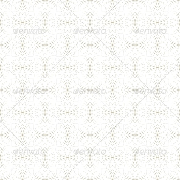 seamless vector linear geometric pattern - Patterns Decorative