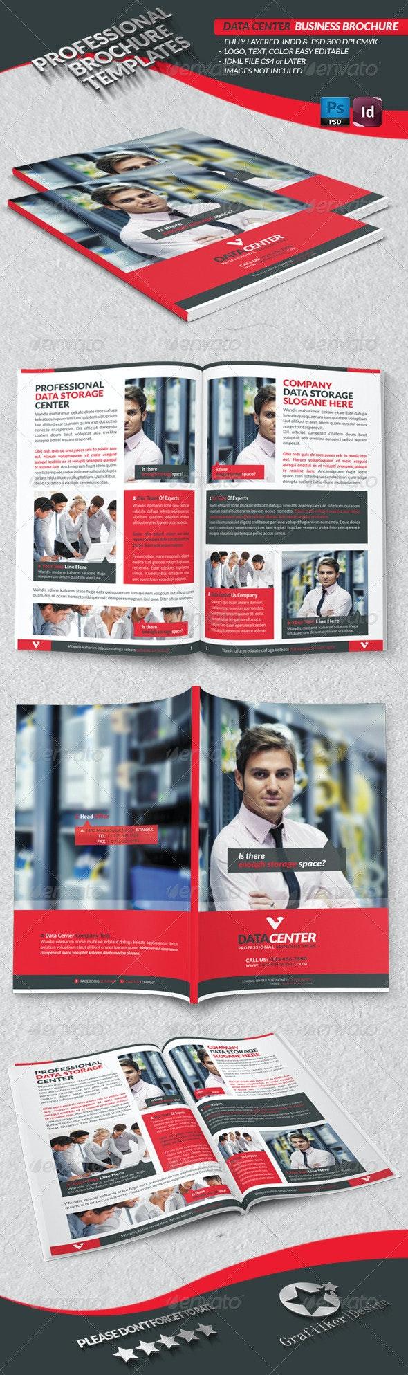 Data Center Business Brochure - Corporate Brochures