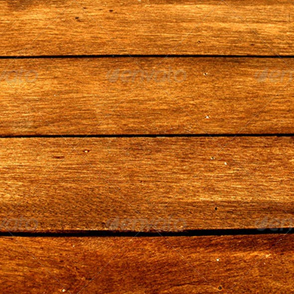 Wood Texture From a Deck