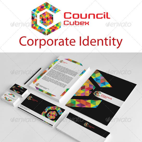 Council Love Corporate Identity Package