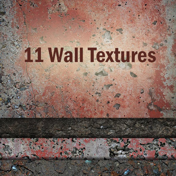 11 Wall Textures