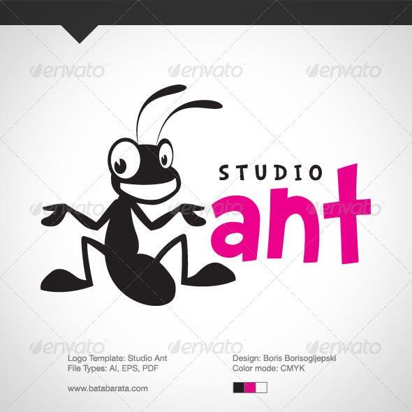 Studio Ant Logo
