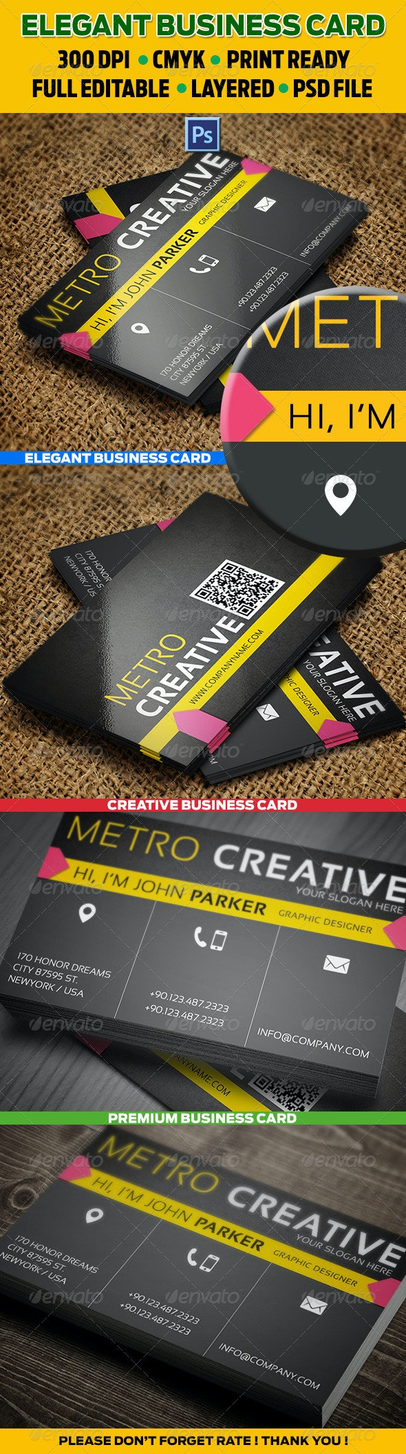 Creative Business Card 53 - Creative Business Cards