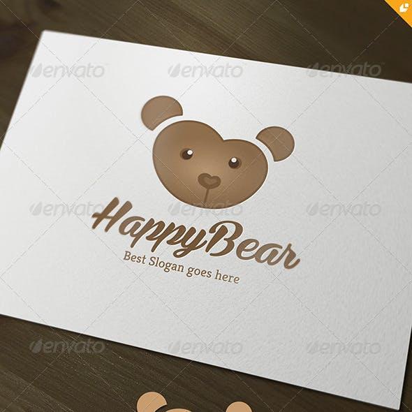 Happy Bear Logo