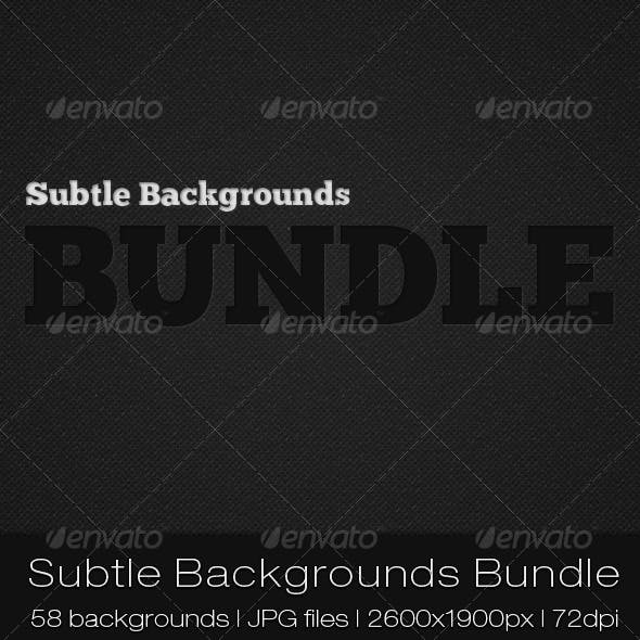 Subtle backgrounds bundle