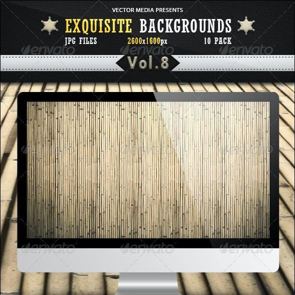 Exquisite Backgrounds - Vol 8