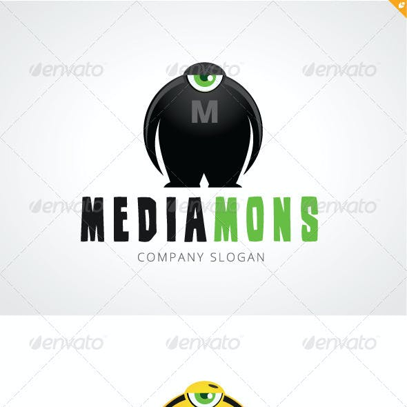 Mediamons Logo