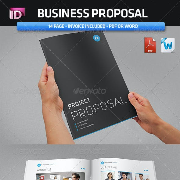 Proposal Template  (Vol 1)