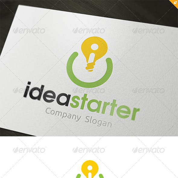 Idea Starter Logo