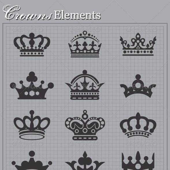 Crowns Elements