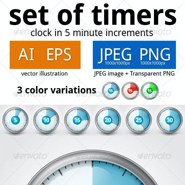Set of Timers - 2