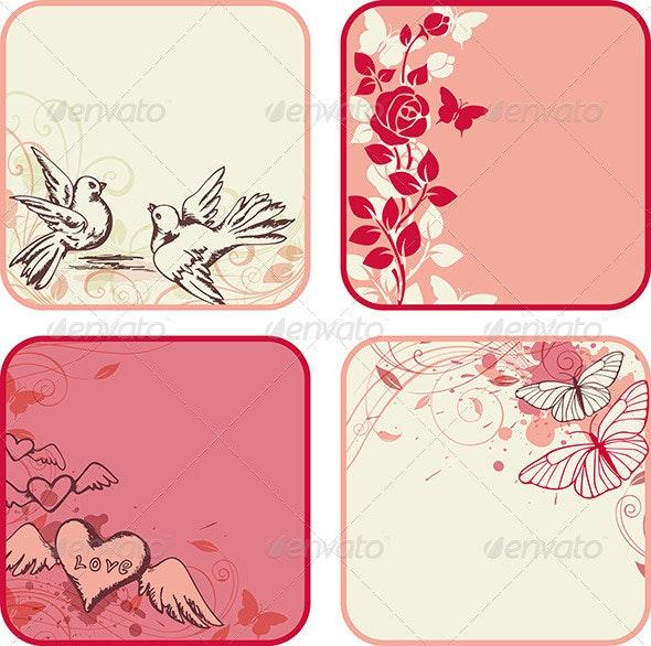 Valentine's Day Cards - Valentines Seasons/Holidays
