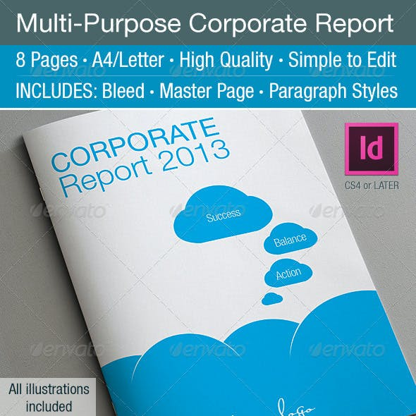 Multi-Purpose Corporate Report