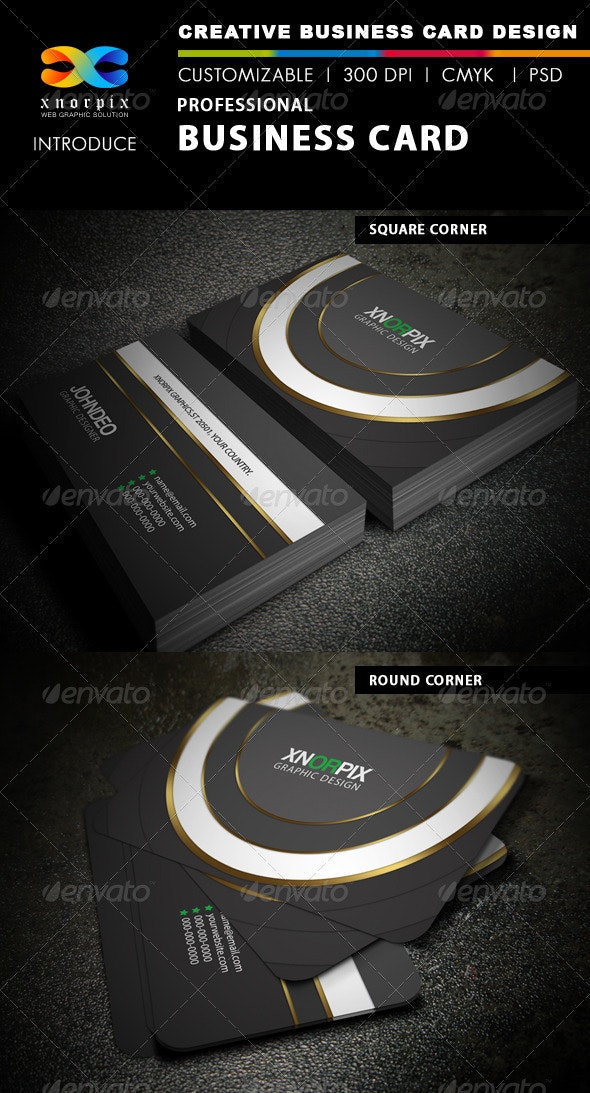 Top Business Card - Creative Business Cards