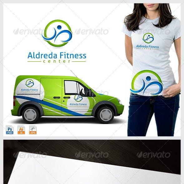 Fitness Center logo